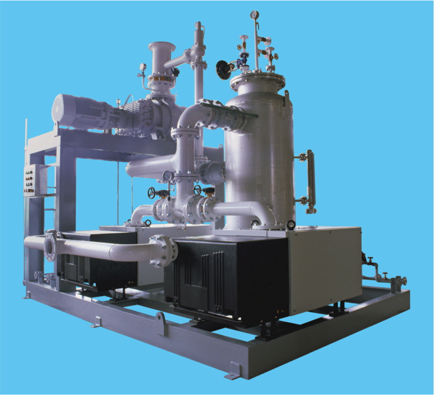 Hybrid Vacuum – Chemical Plant